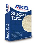 STUCCO TIROL AKB 40KG