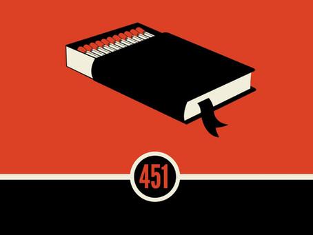 """""""451º ფარენჰაიტით"""" რეი ბრედბერი/U8"""
