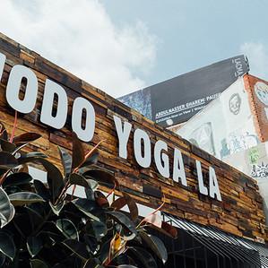 """""""Modo Yoga East, Echo Park"""" Studio Spotlight - LA YOGA Magazine"""