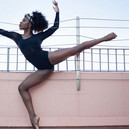 """Ebony Williams Dedicated Dancer"" Feature Article - LA YOGA Magazine"