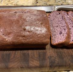 Purple Protein Bread