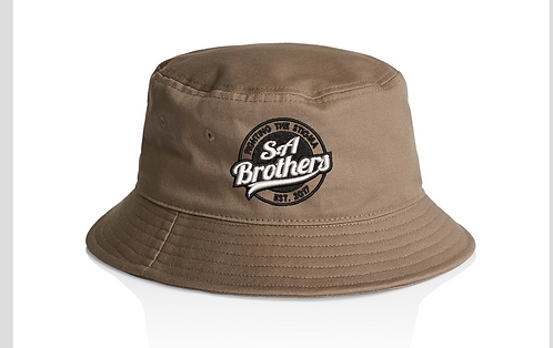 S.A. Brothers Bucket Hat