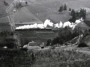Intervalová překážka mezi T-S 55 a T-S 5