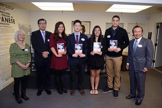 Masanori Murakami Academic and Athletic Scholarship winners