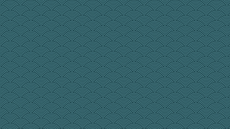 Background texture of Pacific Citizen in blue Japanese wave pattern