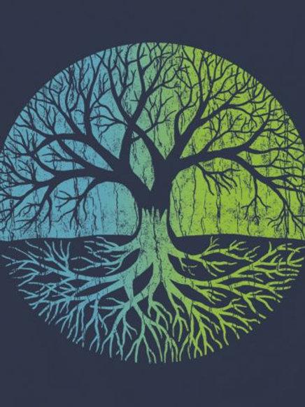 Tree of Life Hemp T-Shirt