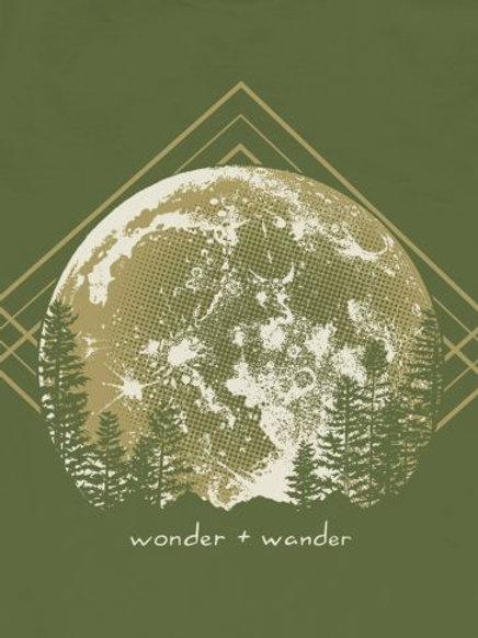Wonder & Wander Hemp T-Shirt