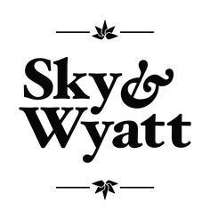 Sky _ Wyatt Logo Black.png