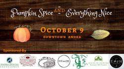 Pumpkin Spice Event