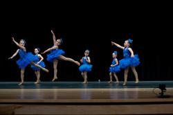 7 Year Old Recital Dance