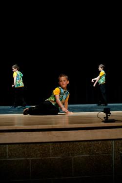 Boys Hip Hop Recital Dance