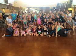 August Dance Campers