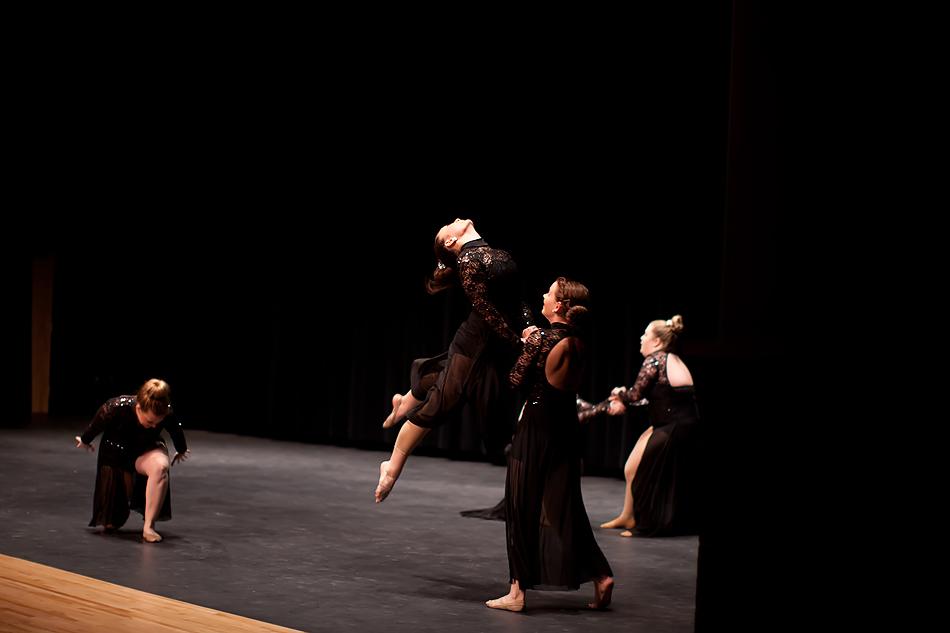 High School Recital Dance