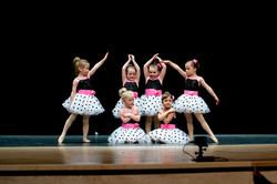 4 year Old Recital Dance