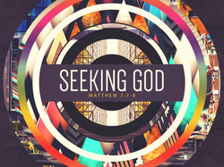 Seeking God Sermon PowerPoint