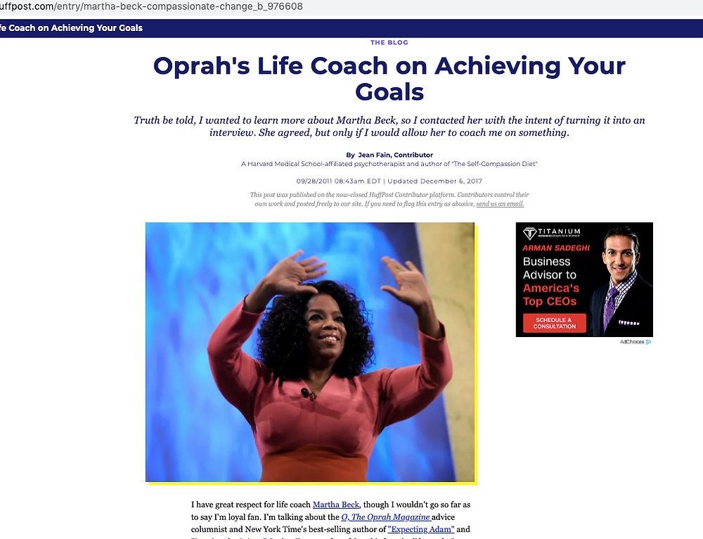 Impact of Coach in Entrepreneurs Life - Impact of a Business Coach in the life of Entrepreneur