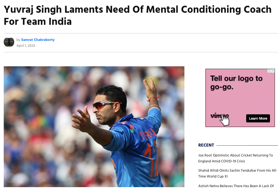 Mental Conditioning Coach in India - Mental Strength Coach in India
