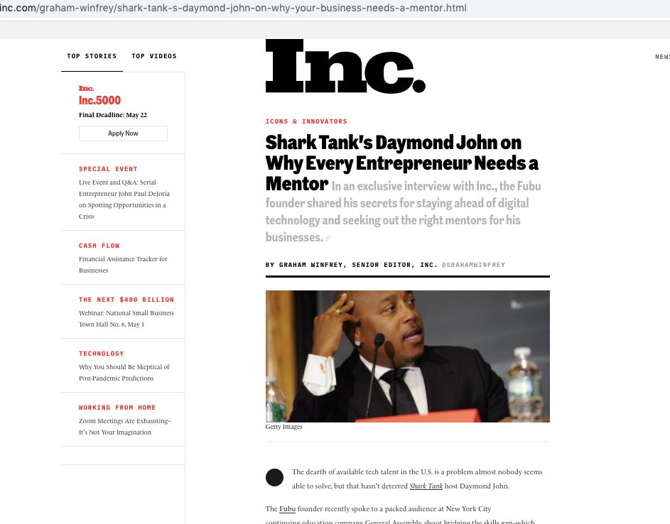 Impact of business coaching in Entrepreneurs life