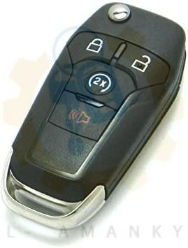FORD 4-BUTTONS FLIB KEY FOB REMOTE WITH REMOTE START