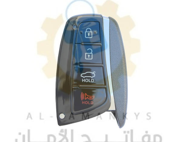 HYUNDAI  AZERA 2016-2017 SMART KEY REMITE 4 BUTTONS