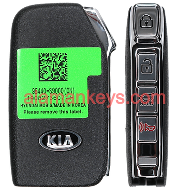 2019-2020 Kia Telluride 4 Butoon Smart Key Fcc TQ8-FOB-4F24 Pn 95440-S9000