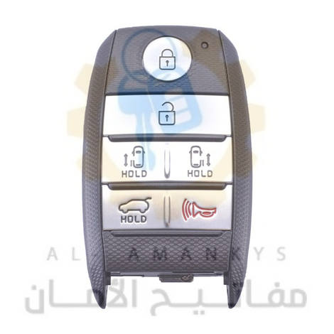 KIA SEDONA SMART KEY