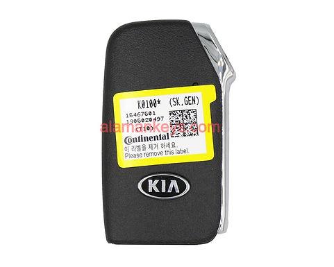 KIA Soul 2019 Genuine Smart Remote Key 3 Buttons 433MHz 954             40-K0100