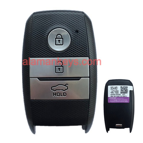 CN051008 Keyless Entry 3 Button Smart Remote Key For Kia K3 With 8A Chip 433Mhz