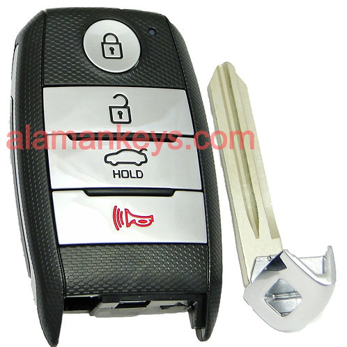 2016 Kia Forte Smart Proxy Keyless Entry Remote Key