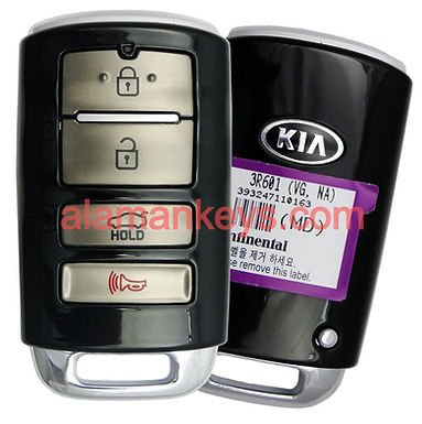 2014 Kia Cadenza Keyless Entry Remote Key