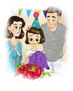 Erinne's birthday celebration!