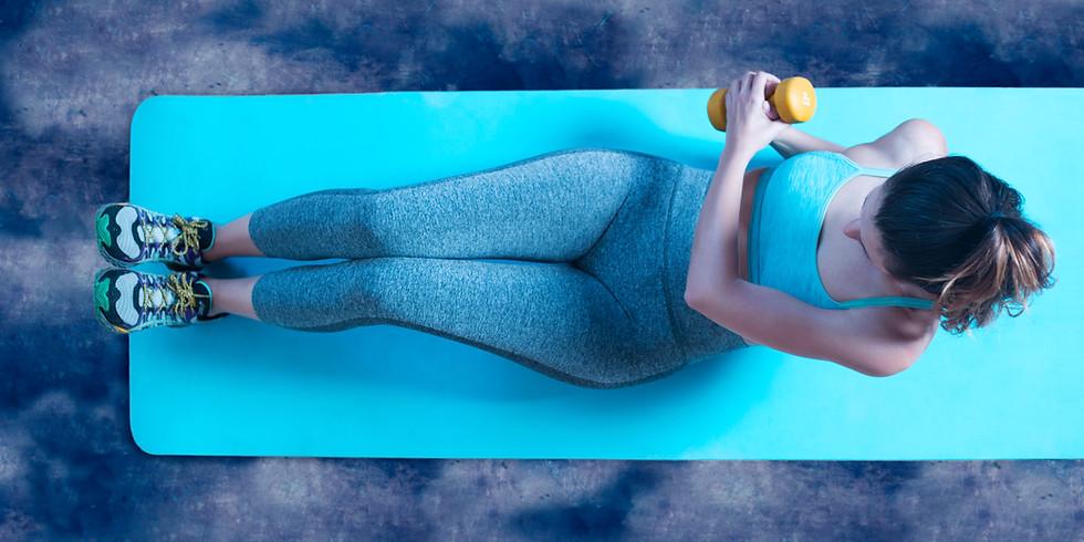 Exercícios Funcionais com Dra. Morgana e Dra. Marta