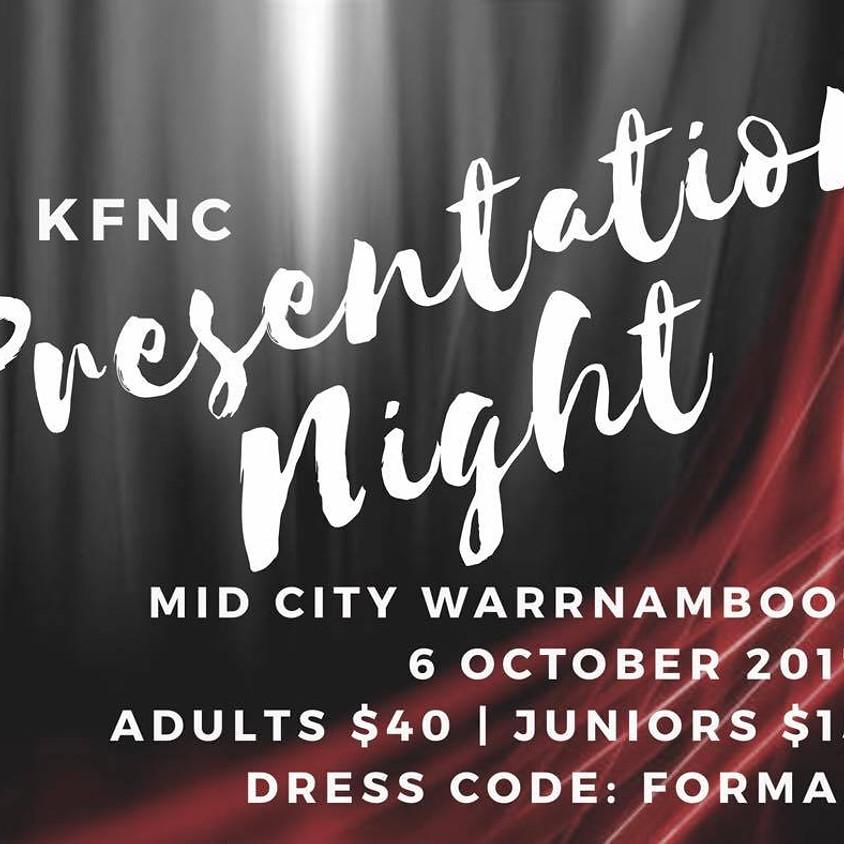 KFNC Presentation Night