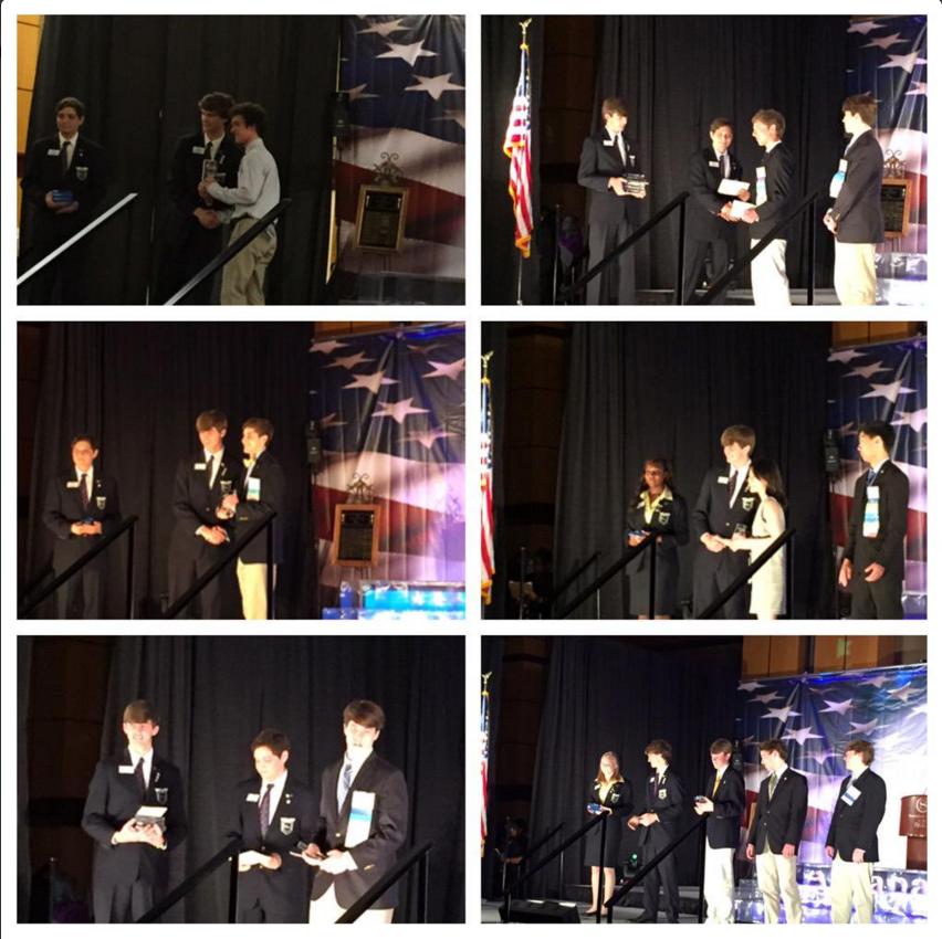 State FBLA Winners 2015