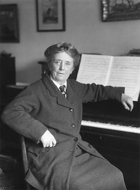 13 April 2019: Ethel Smyth's Mass in D