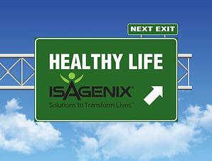 Isagenix Exit Healthy Life.JPG