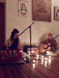Group Meditation Singing