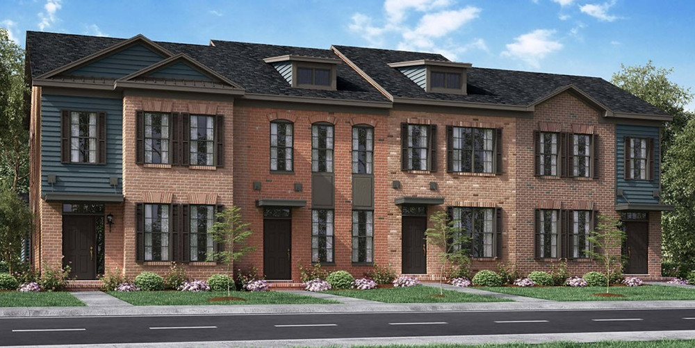 Townhomes at Aberfoyle