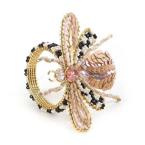 Queen Bee Napkin Ring
