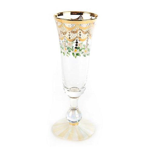 Sweetbriar Champagne Flute