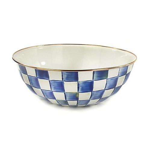 Royal Check Everyday Bowl - Extra Large