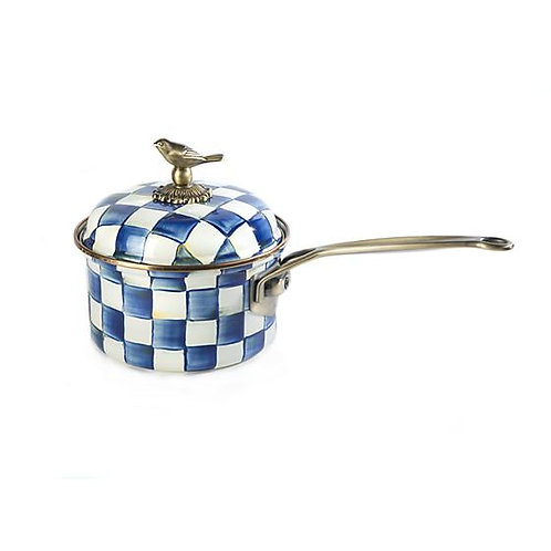 Royal Check 2.5 Qt Sauce Pan