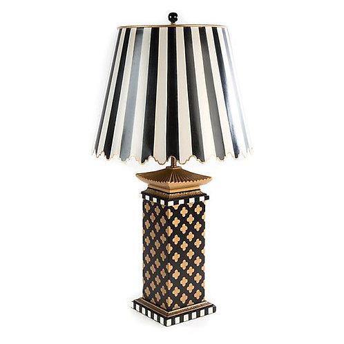 Quatrefoil Table Lamp - Large