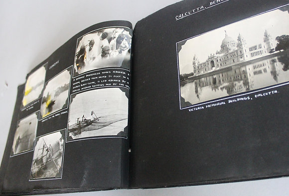 Old Photographs of India & Africa