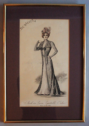 Viennese Fashion Prints