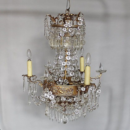 Crystal Chandelier - 011
