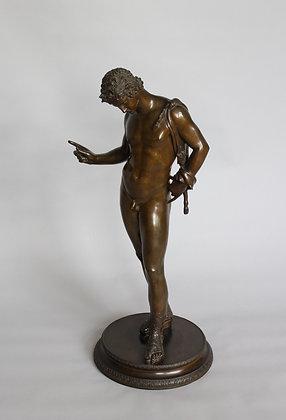 Bronze of Narcissus