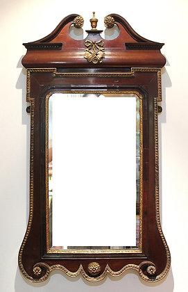 English Hall Mirror