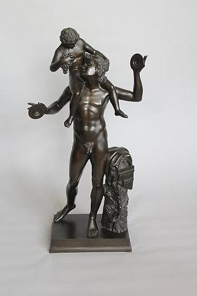 Bronze of Satyr