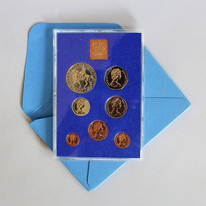 1977 Coinage of Great Britain and Northern Ireland